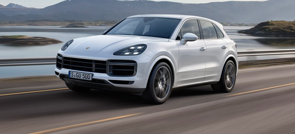 2017 Frankfurt Motor Show: 2018 Porsche Cayenne Turbo revealed