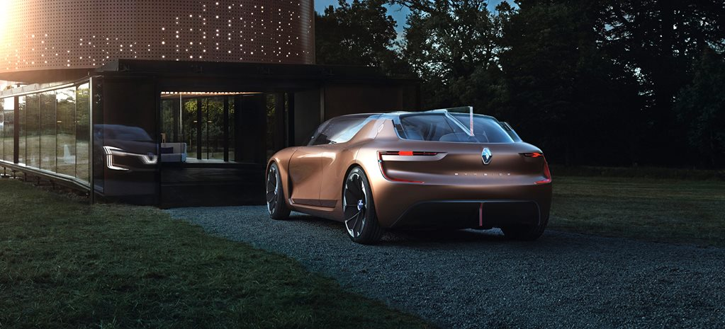 Renault claims its Symbioz is like your living room on wheels