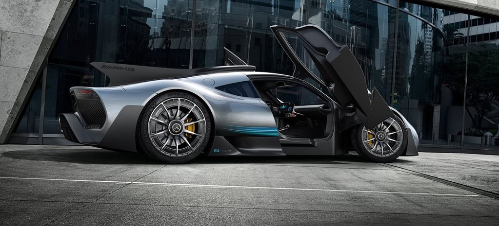 Mercedes-AMG Project One to arrive here with $5 million price tag