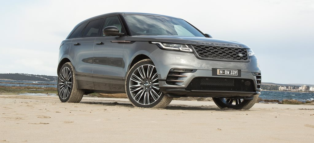 2017 Range Rover Velar review
