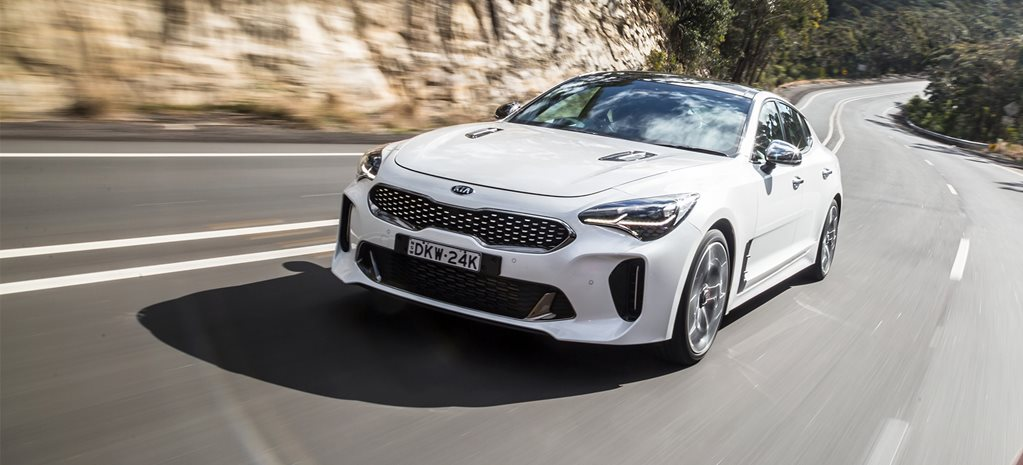 Kia Stinger packs 'untapped TRD-style performance punch', says tuner