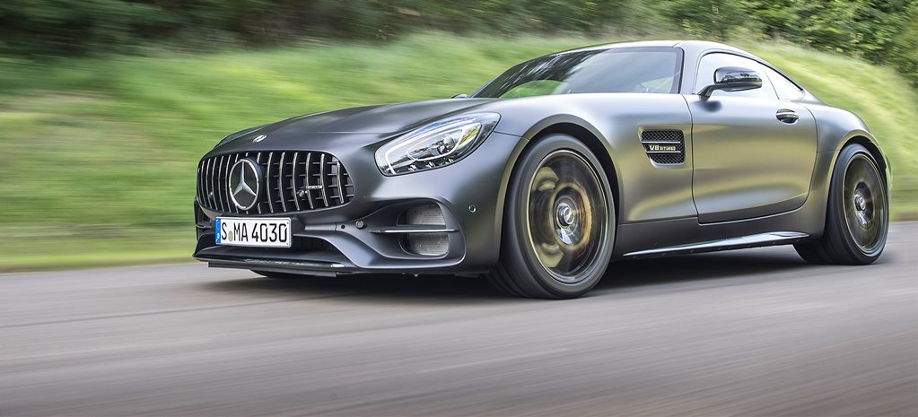 2018 Mercedes-AMG GT C coupe review