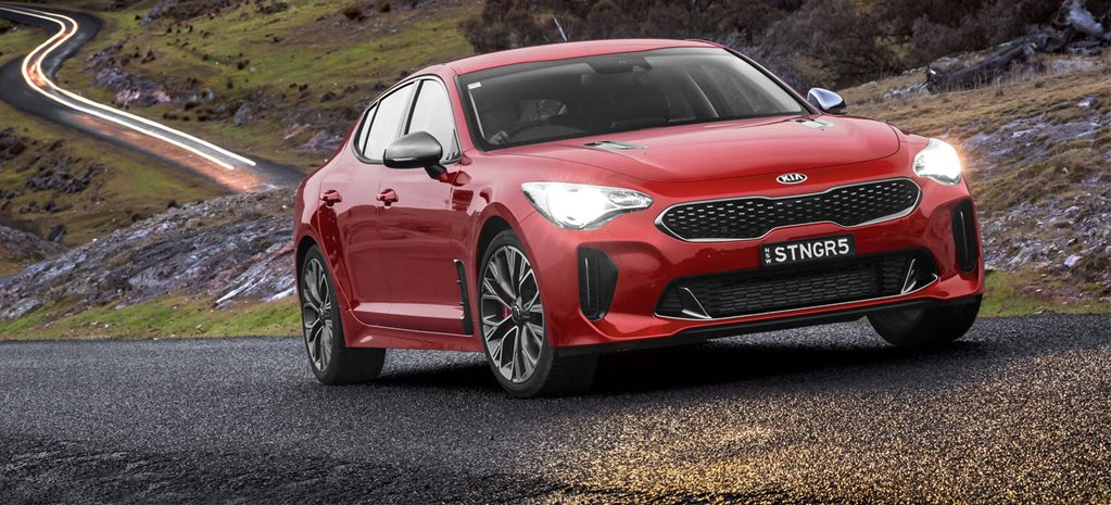 2017 Kia Stinger 200Si review
