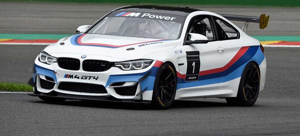Factory BMW M4 GT4 to compete in Australian GT
