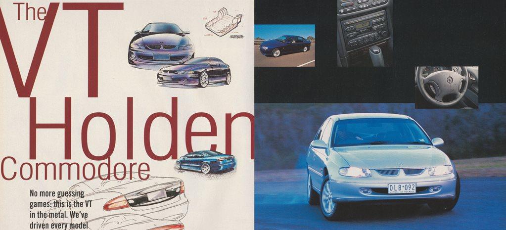1997 Holden Commodore: The VT Holden Commodore