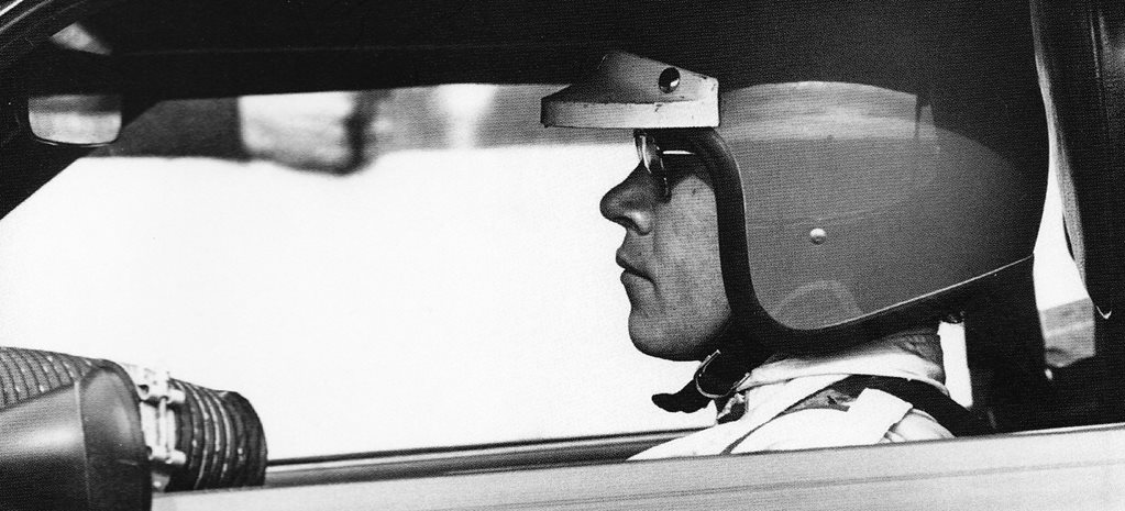 Alan Moffat' biography is a rare glimpse into the life of an Australian motorsport giant