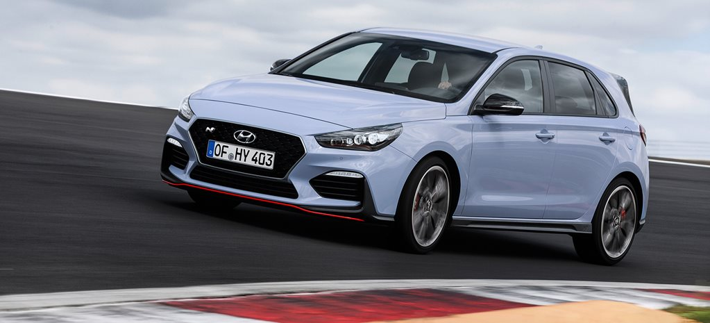 2017 Hyundai i30 N review