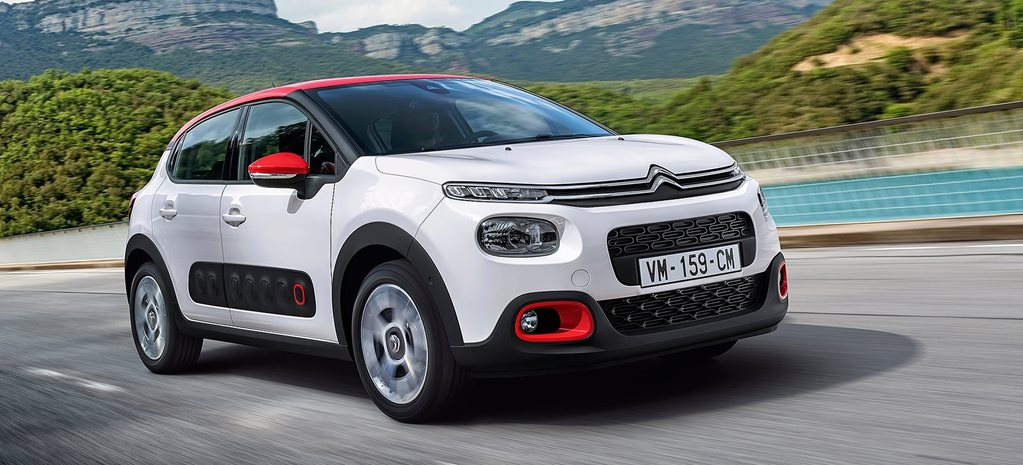 2018 citroen c3 review. Black Bedroom Furniture Sets. Home Design Ideas