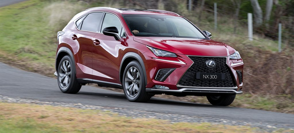2018 Lexus NX300 Luxury AWD review