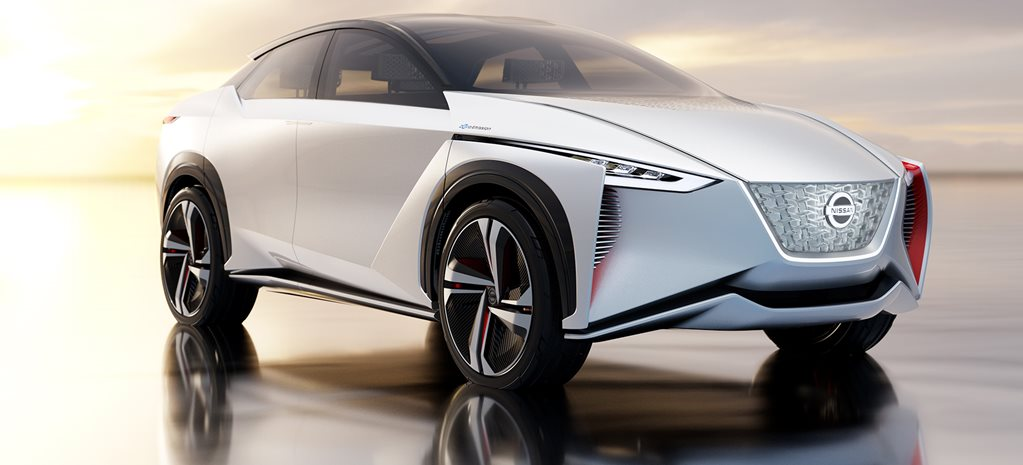 2017 Tokyo Motor Show Nissan IMx concept revealed