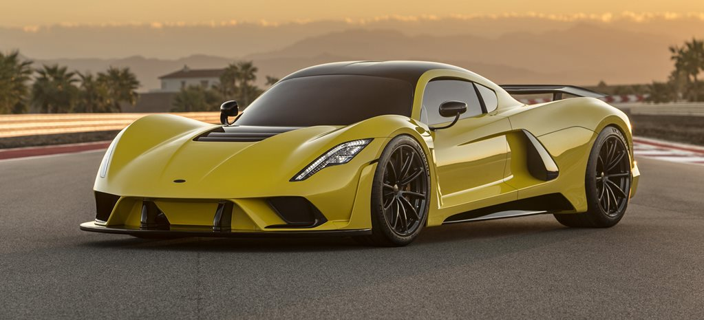 Hennessey Venom F5 targets 300mph, but there is a catch