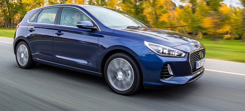 Hyundai i30 overtakes the big utes in October sales
