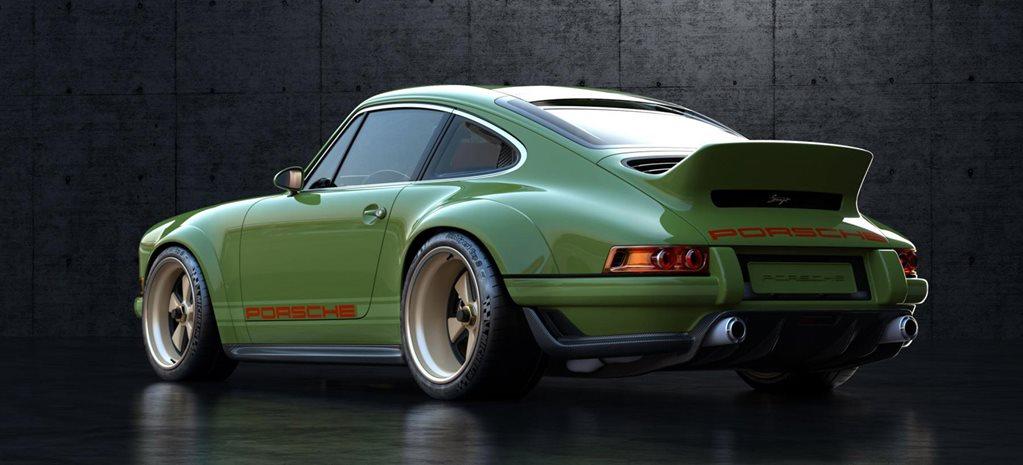 c18eed45416 Singer perfects Porsche 964