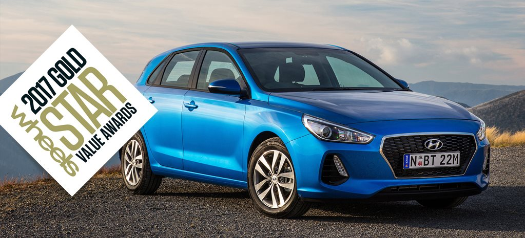 best value small car over 24 hyundai i30