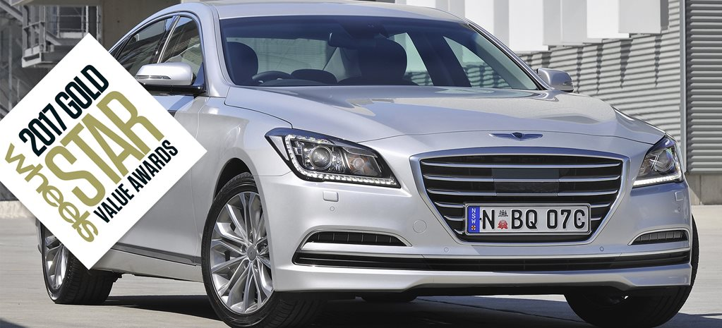 best large car hyundai genesis ultimate