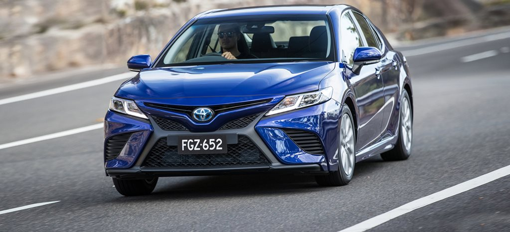 Why the new Camry is the car we had to have