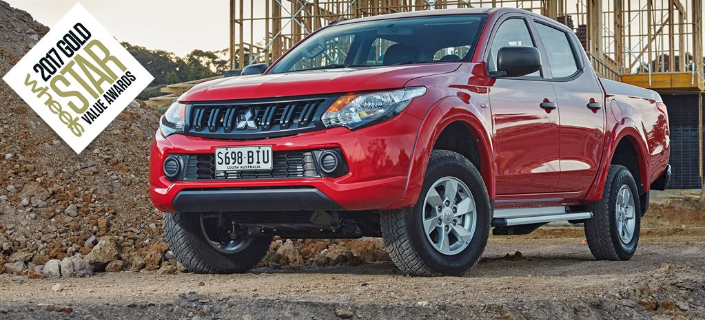 Dual cab 4x4 utes Australias Best Value Cars 2017