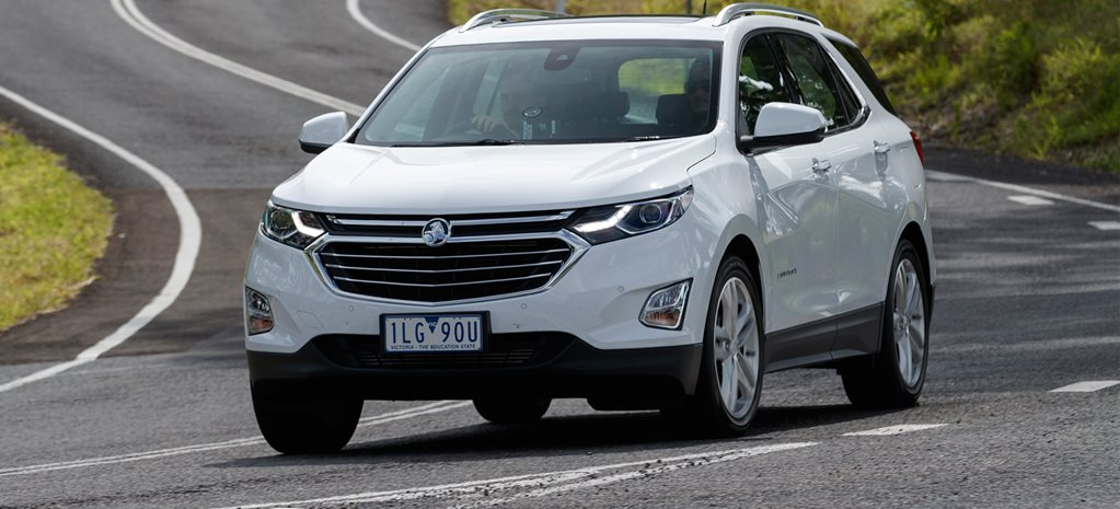 2018 Holden Equinox review