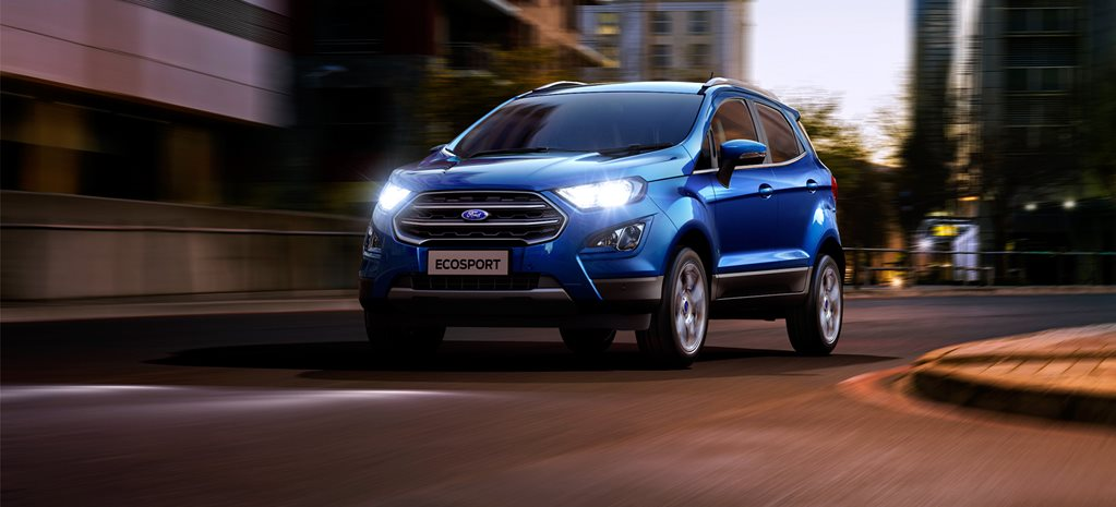 Ford EcoSport sheds Powershift and manual transmission in facelift