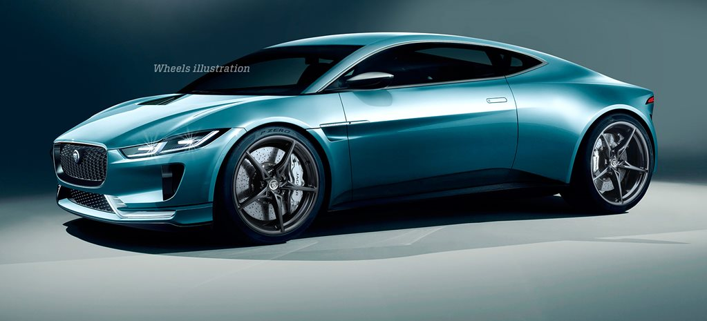 Next Jaguar F-Type to go all-electric