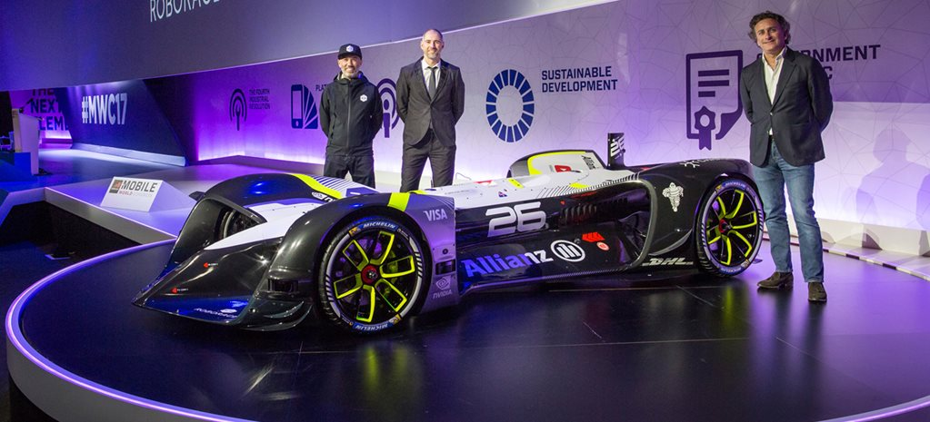 Autonomous motorsport will be completely crazy says Roborace chief