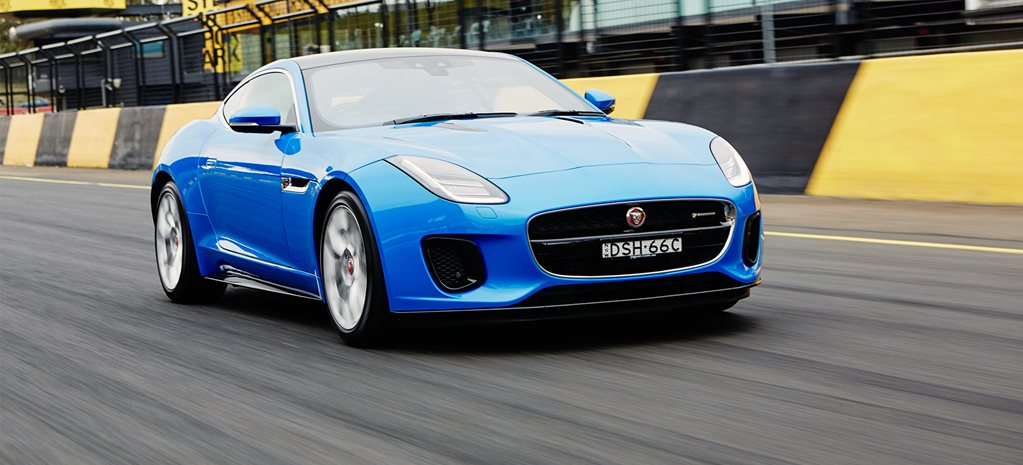 2018 Jaguar F-Type 2.0-litre review
