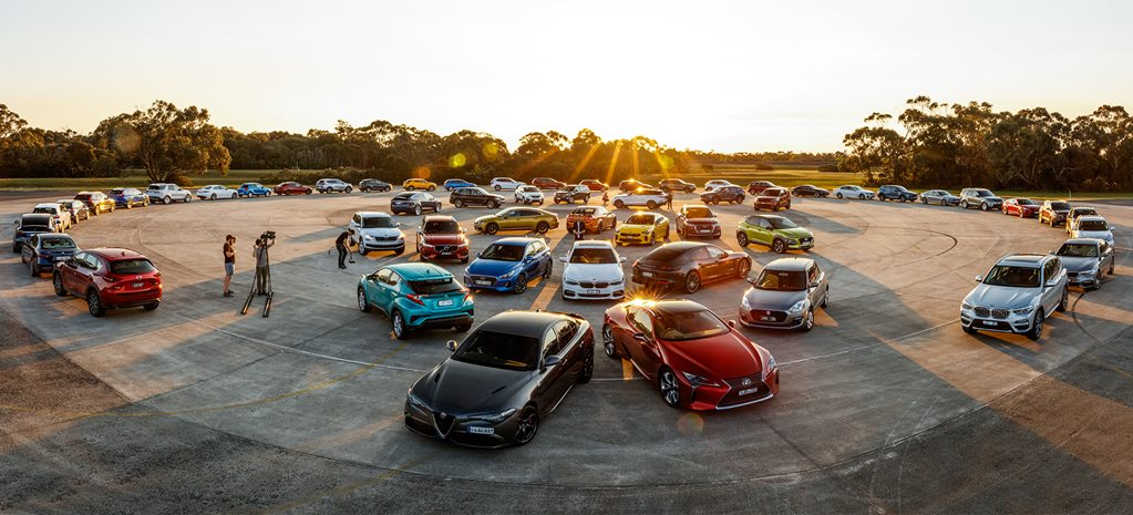 Car of the Year Class of 2018