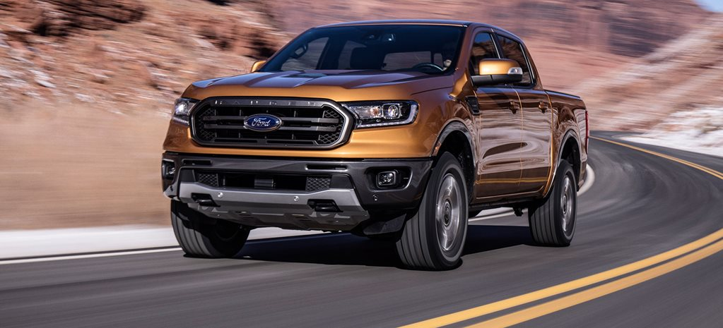 2019 Ford Ranger wide