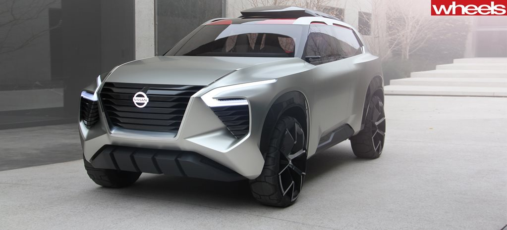 Nissan Xmotion cover LONG