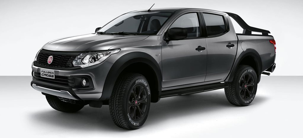 2016 Fiat Fullback one tonner wide