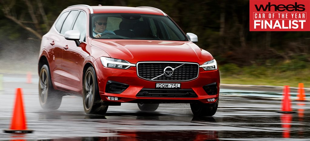 Volvo XC60 2018 Wheels Car of the Year finalist