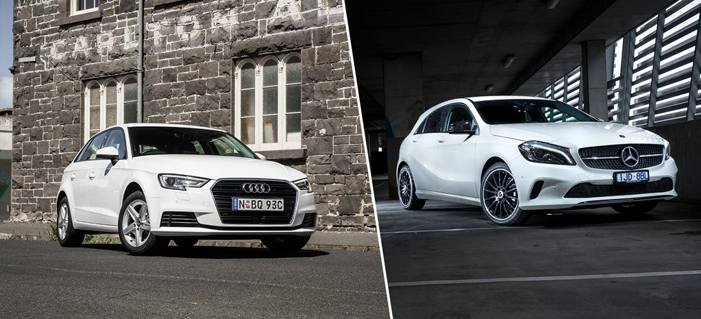 2018 Mercedes-Benz A180 City Edition vs Audi A3 Sportback 1.0 TFSI