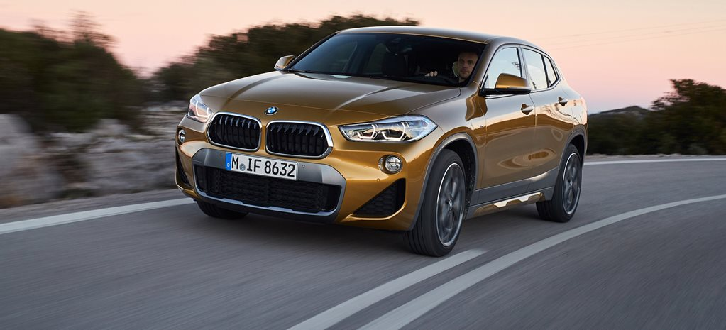 BMW X2 cover LONG