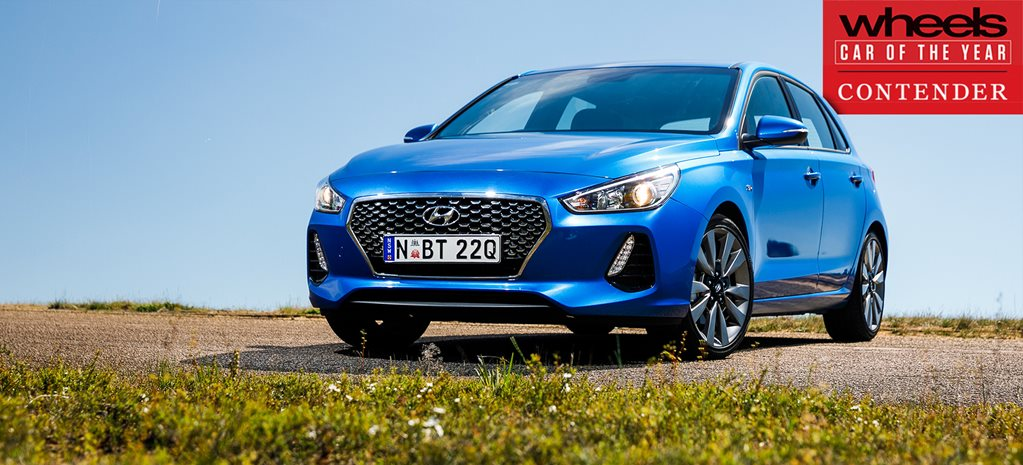 Hyundai i30 2018 Car of the Year contender