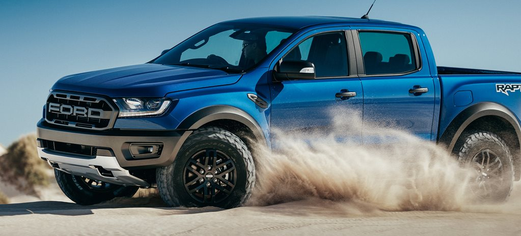 Ford Ranger Raptor numbers