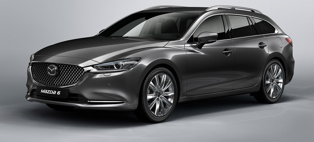 2018 Mazda 6 Wagon headed for Geneva debut turbo included