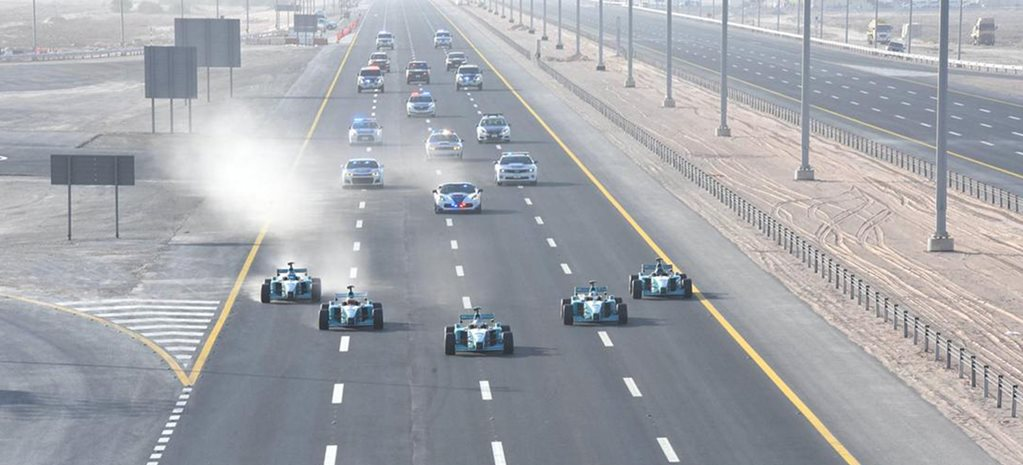 Abu Dhabi sets 160kmh highway speed limit