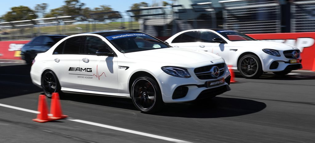 Surviving Mount Panorama with the Mercedes-AMG Driving Academy