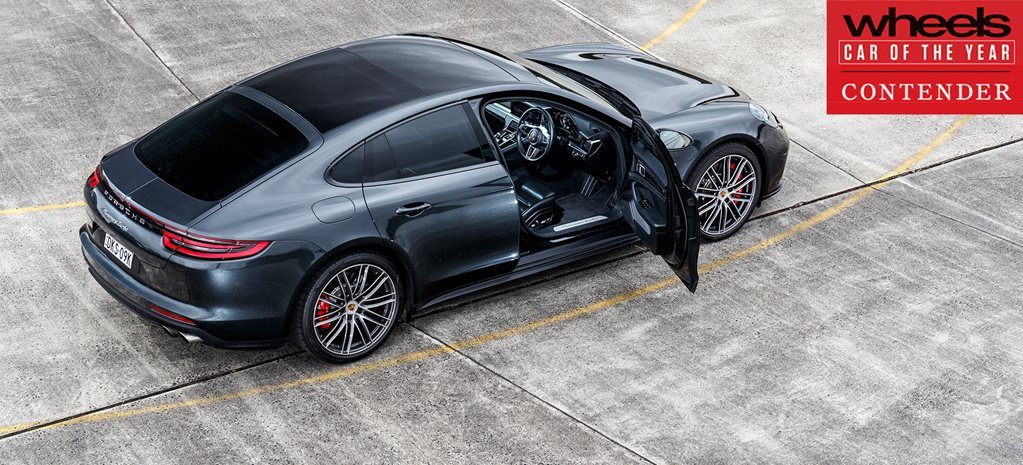 Porsche Panamera 2018 Car Of The Year Review