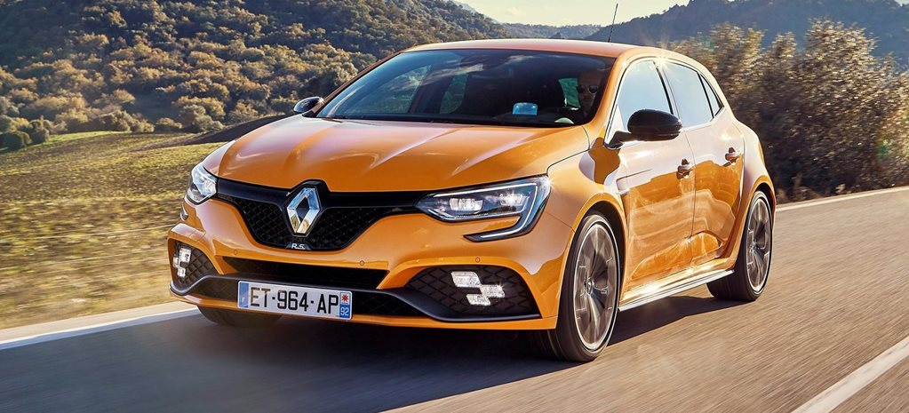 2018 Renault Megane RS280 review