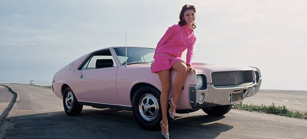 1968 AMC AMX - The Playboy Curse