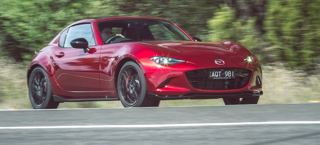2018 Mazda MX-5 RF GT Limited Edition review