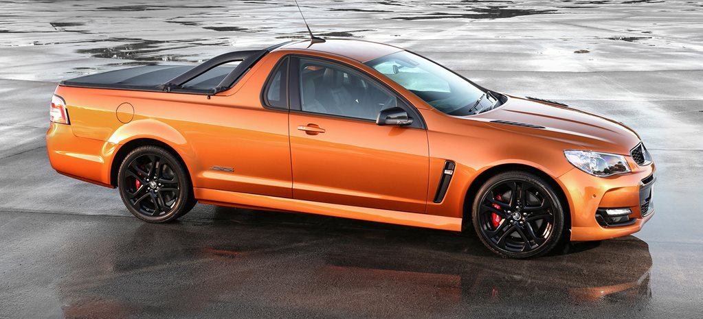 That S It Holden Ute Sells Out Ahead Of 2018 Commodore S