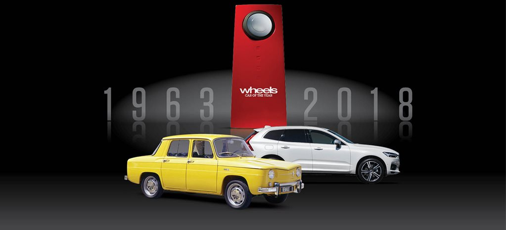 History of Wheels Car of the Year All the winners