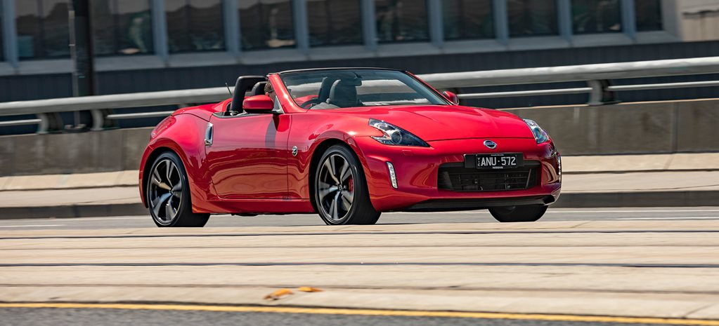 2018 Nissan 370Z Roadster review
