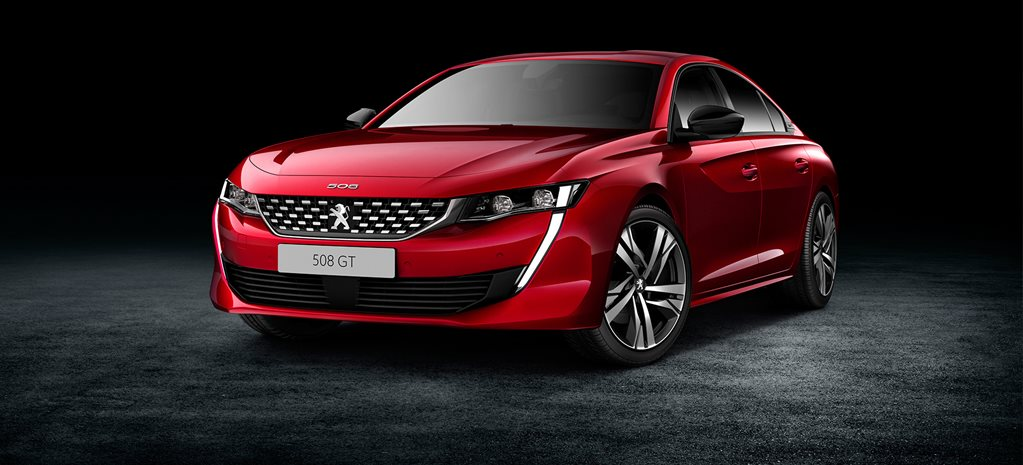 2018 Geneva Motor Show Peugeot 508 will soothe the savage beast in you