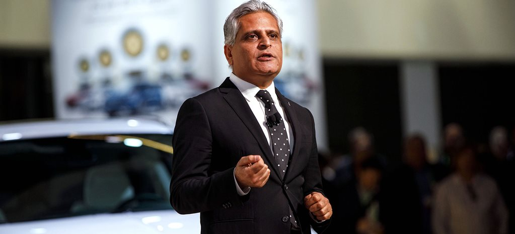 Kumar Galhotra named Ford North America boss 2