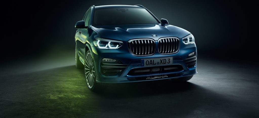 Geneva motor show Alpina XD3 is a quad-turbo 265kmh BMW X3