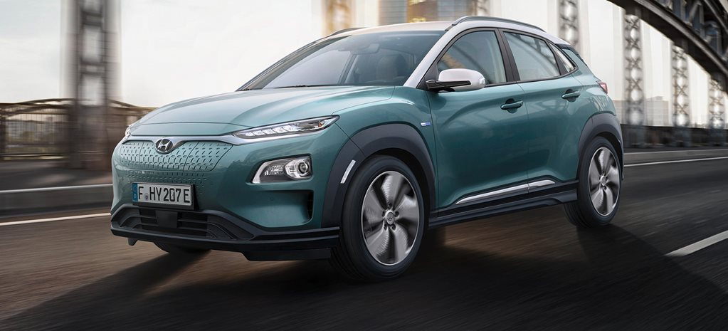Hyundai announces EV Kona pair