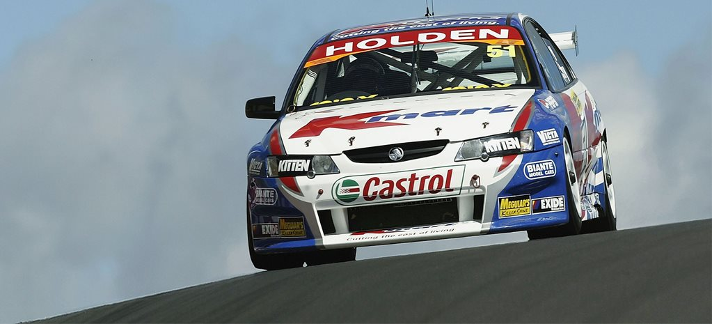 Greg Murphys Lap of the Gods V8 Supercar up for sale